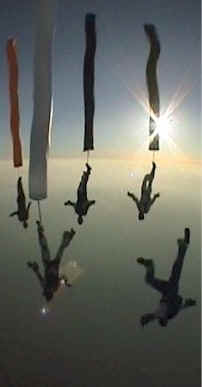skydiving freefall tubes in virginia is for skydivers. Buy a skydiving gift certificate